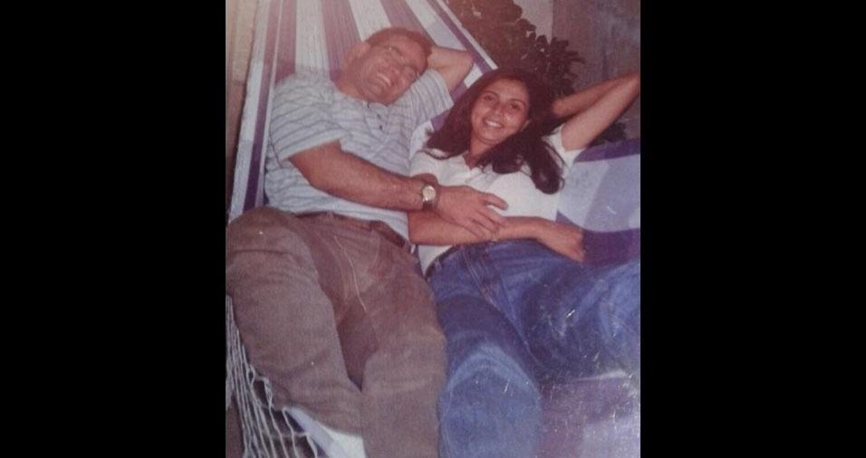 Ademir Tavares, de Lorena (SP), conta que, em 1996, estava com a atual esposa Ivana, na casa da sogra, em Juazeiro (BA). Na época, Ademir e Ivana eram noivos, ele com 30 anos e ela com 27
