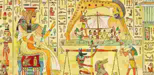 Reprodução/egyptianmythology