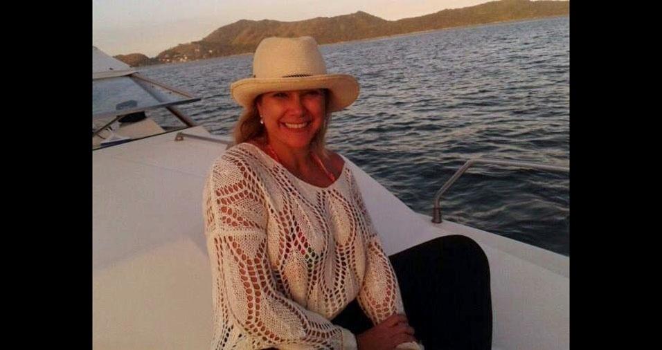 Raquel Vampel, 43 anos, de São Paulo (SP)