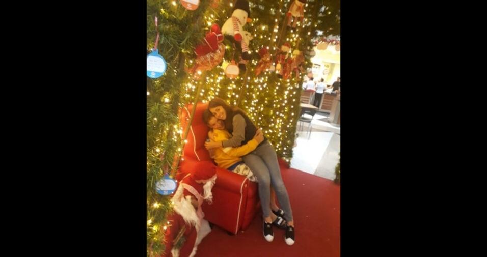 Vanessa M. Satalino, de Limeira (SP), enviou foto dos filhos Ana Luisa e Enzo
