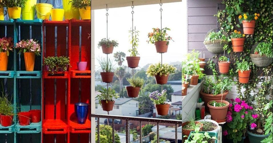 Resultado de imagem para jardinagem apartamento