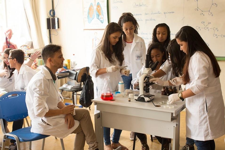 Professor Wemerson Nogueira