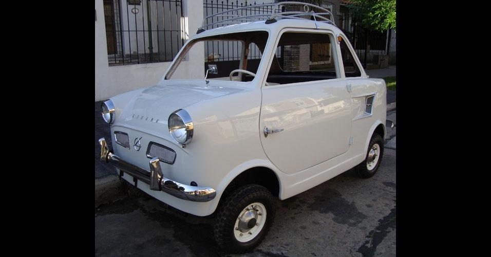 15. Dinarg D-200, 1960