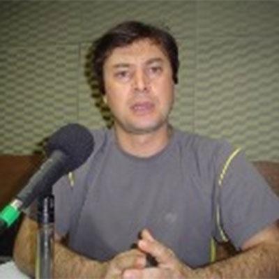 Gelson Galiotto era narrador da Rádio Super Condá