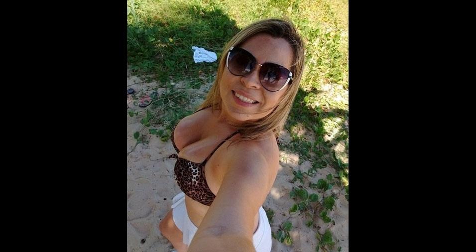 Débora Almeida, 31 anos, de Juazeiro do Norte (CE)