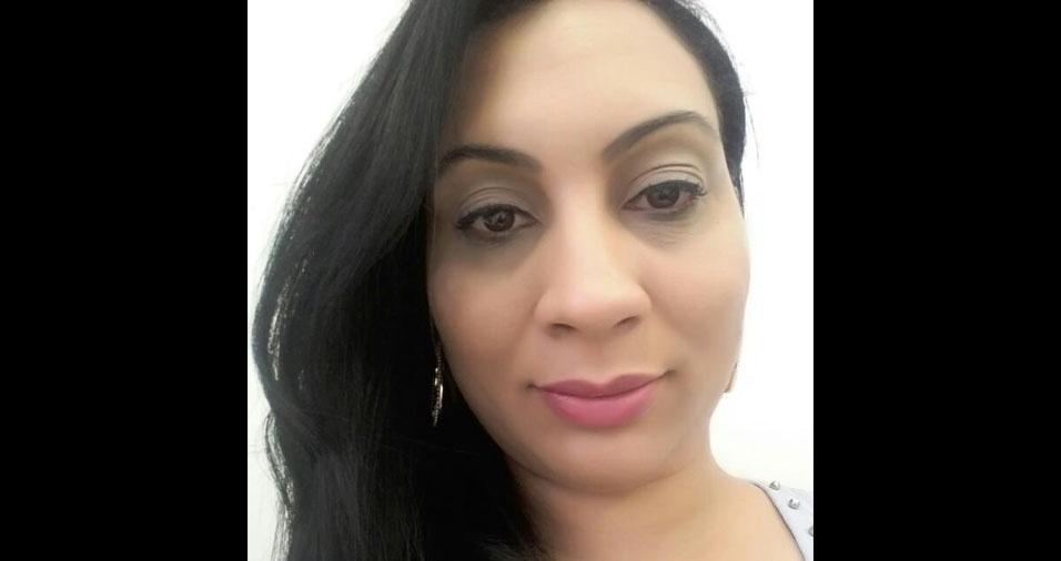 Nédima Ali, 35 anos, de Porto Alegre (RS)