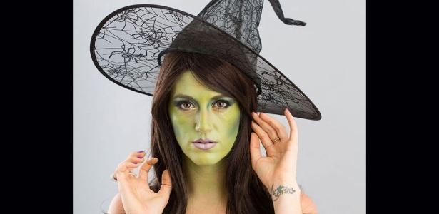 50 Maquiagens De Halloween Nem Tanto Assustadoras Para Você Fazer Em