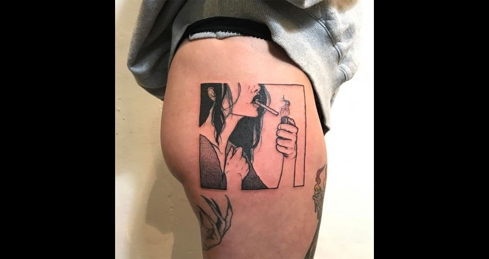 3. Cigarrinho pós sexo