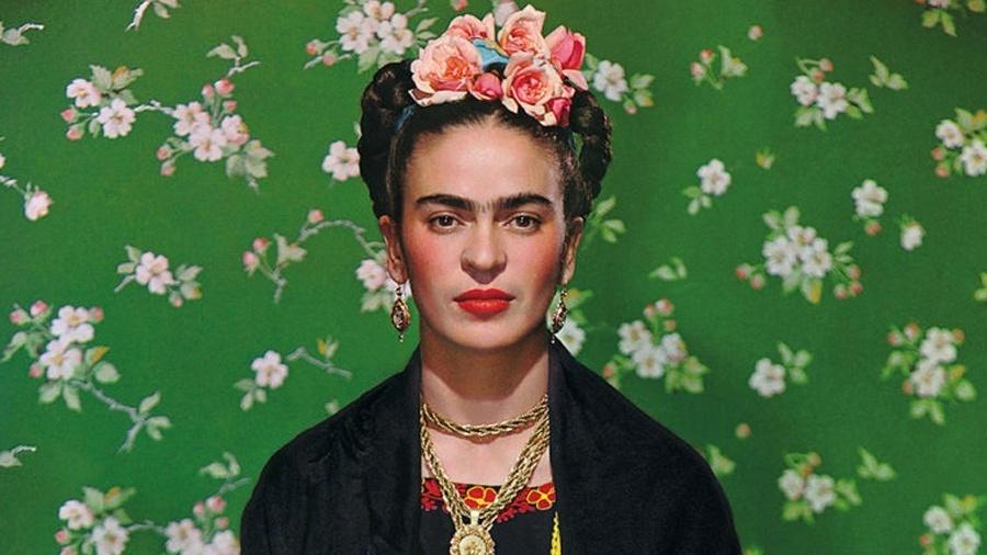 Frida Kahlo - Reprodução/Nickolas Muray/Frida on Bench