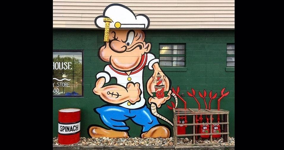 9. Popeye
