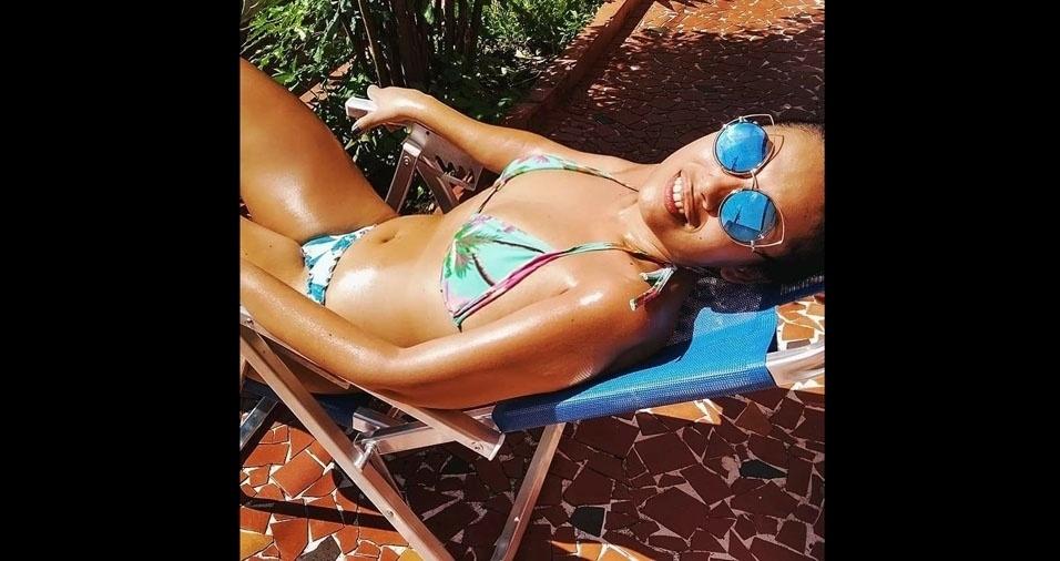 Aline Cristina, 38 anos, de Rio de Janeiro (RJ)