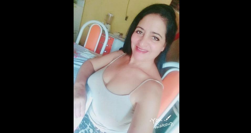 Maria de Jesus Oliveira, 49 anos, de Redenção (CE)