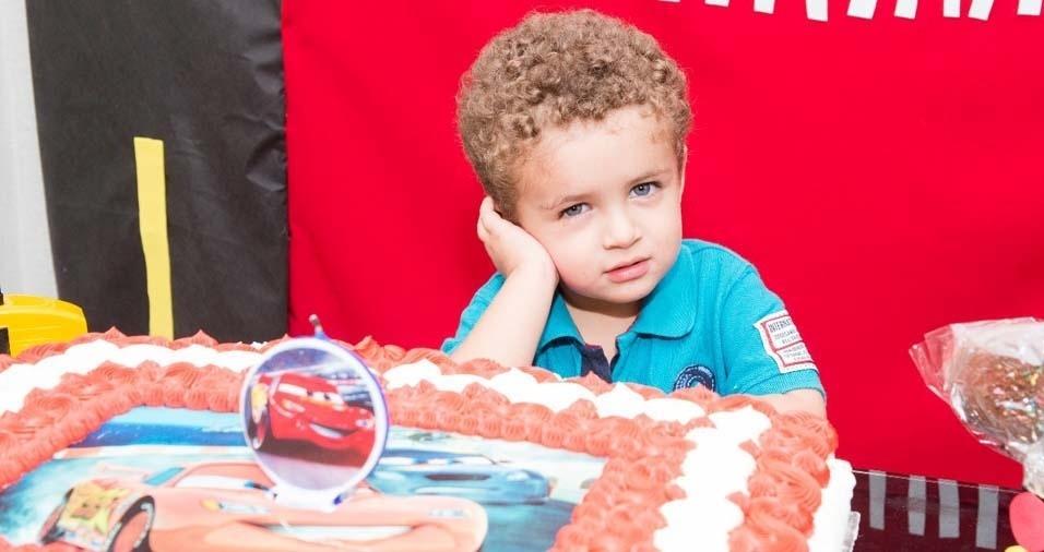 Humberto, de Euclides da Cunha (BA), enviou foto do filho Artur Lorenzo, de três anos
