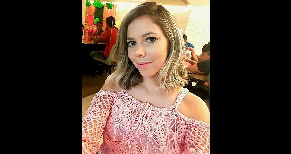 Susana Leite Ribeiro, 25 anos, de Juazeiro do Norte (CE)