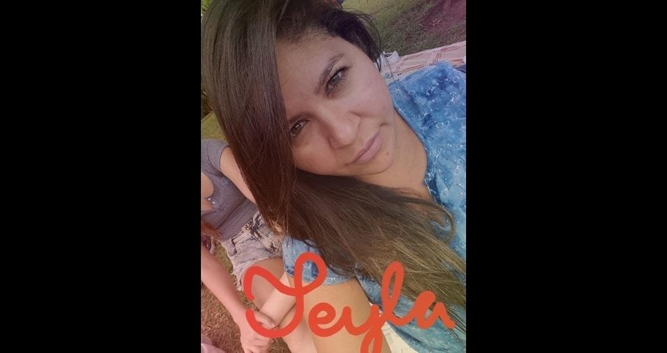 Teyla Cristina, 28 anos, de Marília (SP)