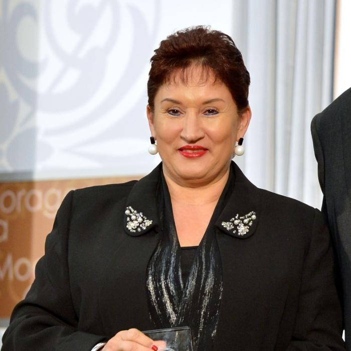 Categoria Ícones: Thelma Aldana, juíza guatemalteca