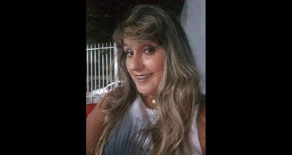 Vivianne de Figueiredo, 40 anos, de Cuiabá (MG)
