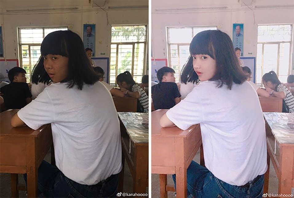 """16.jun.2017 - Com habilidades tão incríveis, a """"mestra"""" acumula mais de 430 mil seguidores no Weibo"""