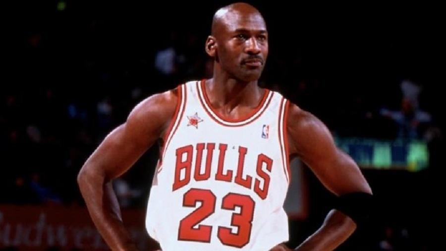 Michael Jordan - Reprodução/NBA.com