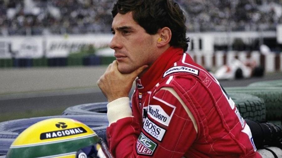 Fatos sobre Ayrton Senna - Reprodução/UOL