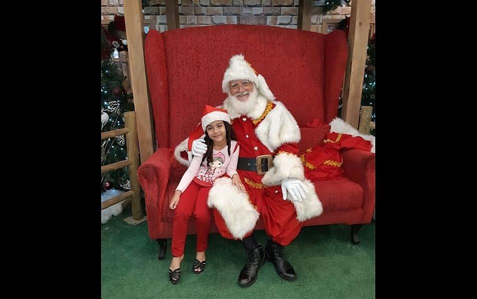 Alzira, de Queimados (RJ), compartilha a foto da filha, Alice Brito Medeiros, 6 anos