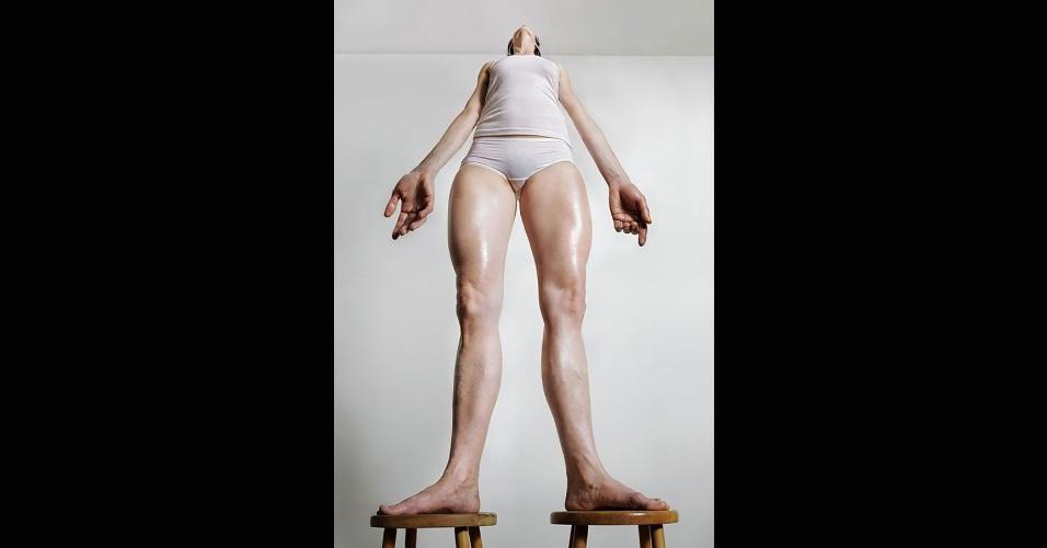9.mai.2017 - O resultado do trabalho tem relação direta com a verdade que as mulheres retratadas na série fotográfica carregam consigo mesmas