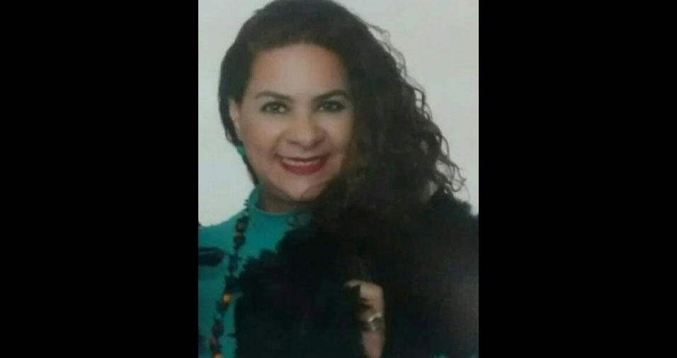 Mirian Cordeiro, 50 anos, de Curitiba (PR)