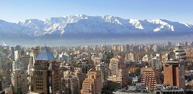 Reprodução/Tourism of Chile