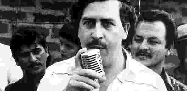 O traficante colombiano Pablo Escobar - Reprodução/All That's Interesting - Reprodução/All That's Interesting