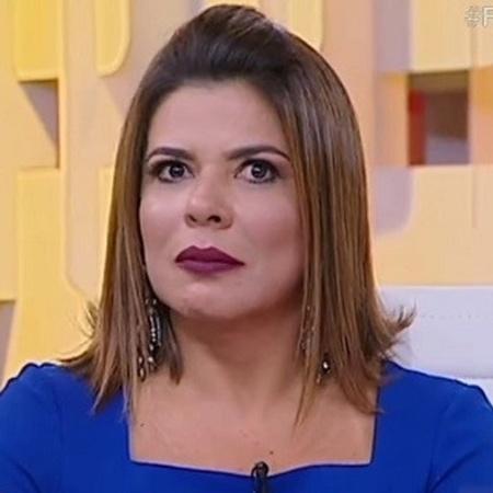 """Mara Maravilha - Macumba, não! """"Boacumba""""! - Reprodução/SBT"""