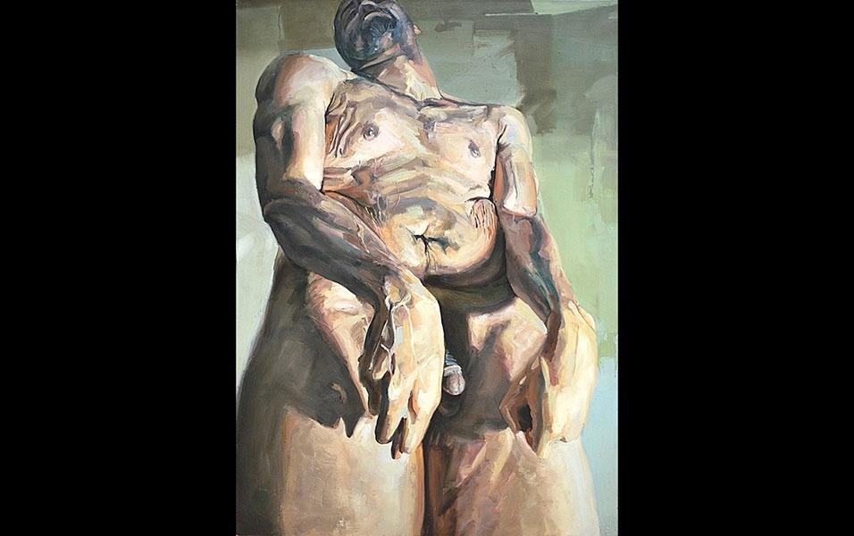28.jul.2016 - A solidão é outra marca registrada nos nus realistas do pintor