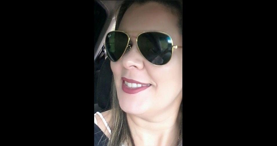 Marcia Aparecida Costa, 39 anos, de Paulistas (MG)