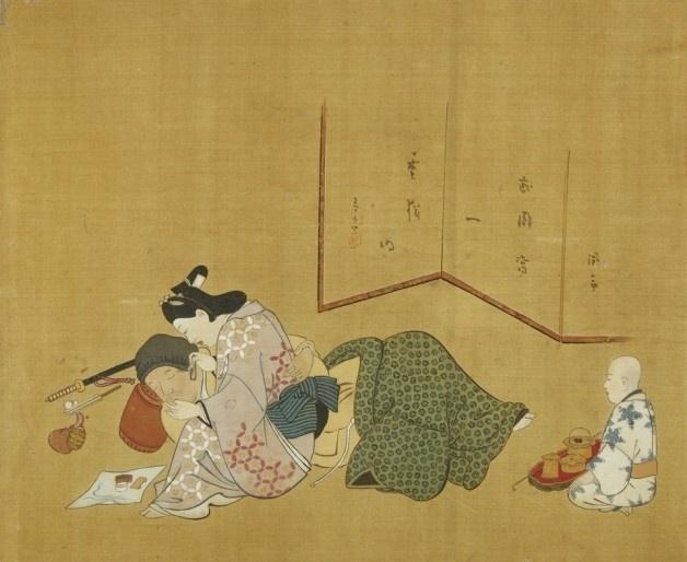 13.abr.2016 - Entre os séculos XVII e XIX, o Japão passou pelo período conhecido como Edo, quando o país foi governado por um comando rígido, que, além do crescimento econômico, promoveu o interesse em arte, cultura e entretenimento