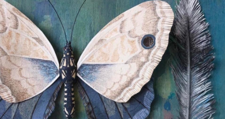 15. Apesar de trabalhar com o efêmero, que é a própria natureza, Ann permite que suas esculturas sejam um pedacinho de vida que não morre