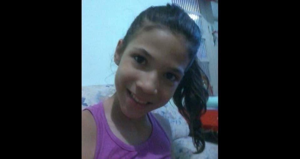 Kátia, de São Caetano do Sul (SP), enviou foto da filha Rafaela