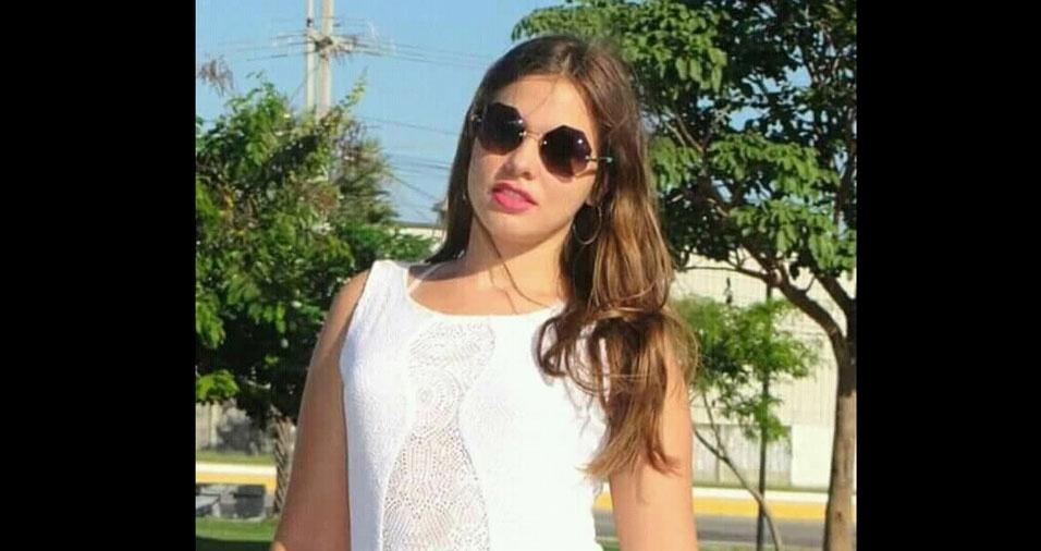 Lara Machado, 19 anos, de Maracanaú (CE)