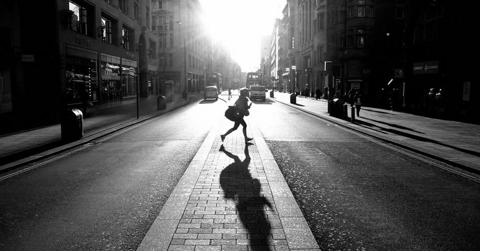 15. Agorafobia: medo de ficar sozinho em espaços públicos ou de atravessar a rua