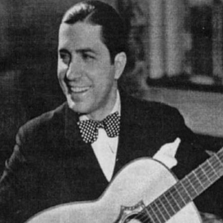 Carlos Gardel, maior ícone do tango argentino - Reprodução/MTV