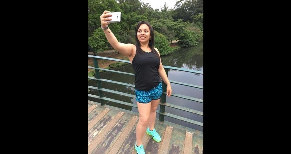 Cássia Oliveira, 26 anos, de São Paulo (SP)