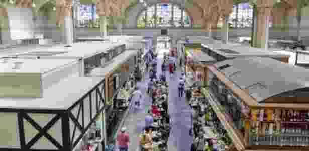 Mercado Municipal de São Paulo - Reprodução/SPTuris
