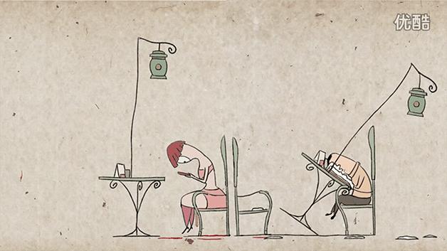 4.nov.2015 - Na sequência de cenas da animação, várias desgraças vão acontecendo sem que as pessoas se deem conta do ocorrido. É uma mesa que tomba, um rapaz que se machuca, e ninguém está de olho para ajudar. Outro alerta importante que a animação acima traz, é mostrar como ficar ligado no virtual nos torna insensíveis ao que acontece com as pessoas ao redor