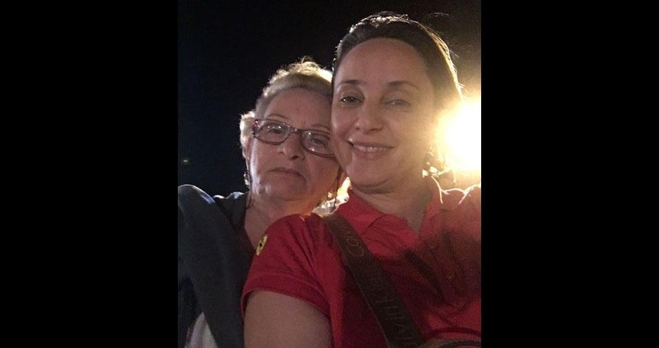 Nathaly e Gercila Menezes, de Olinda (PE)
