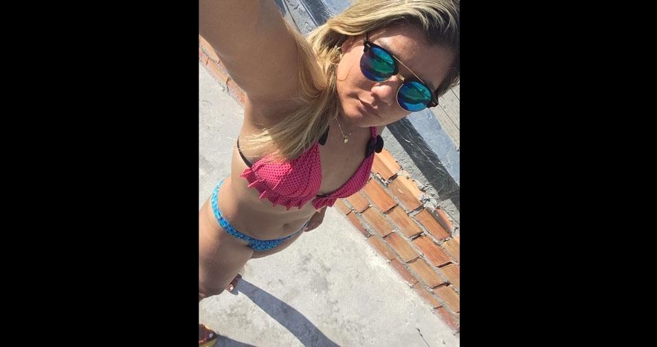 Soraya Almeida, 28 anos, de Oriximiná (PA)