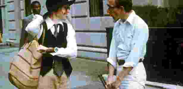 "2. ""Noivo Neurótico, Noiva Nervosa"", 1977, dirigido por Woody Allen, com Woody Allen, Diane Keaton, Tony Roberts, Carol Kane, Paul Simon, Shelley Duvall, Christopher Walken e Colleen Dewhurst - Reprodução/moma.org - Reprodução/moma.org"