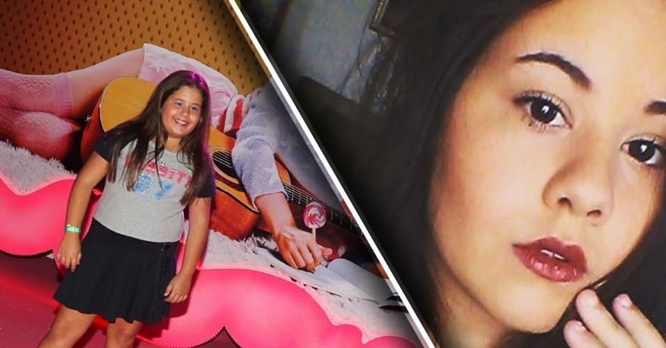 """6.mai.2016 - Atriz mirim de """"Avenida Brasil"""", Ana Karolina Lannes, que fazia a Ágata, está bem diferente da época da novela. A menina, que está prestes a completar 16 anos, cresceu e apareceu com o visual mudado"""