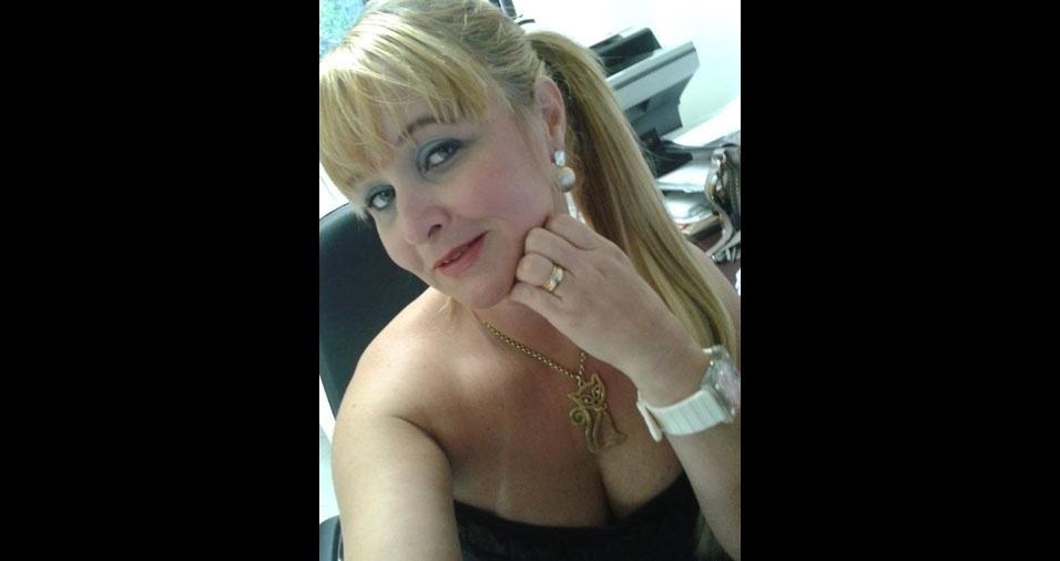 Adriana Paes, 44 anos, de Campos dos Goytacazes (RJ)