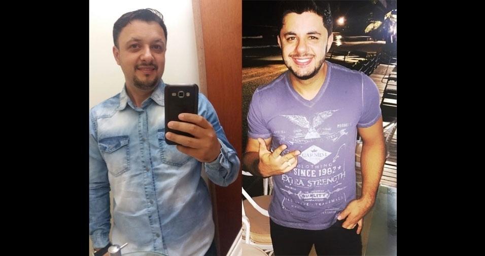 """Nildo Calado, de São Paulo (SP), conta: """"Dizem que pareço com o Cristiano Araújo"""""""