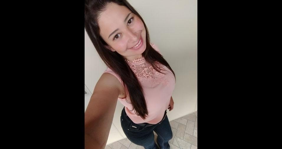 Rosa Machado, 32 anos, de Joinville (SC)