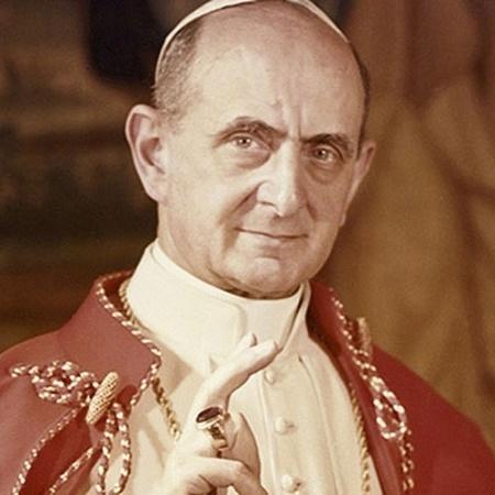 Paulo VI - Reprodução/Conggiao