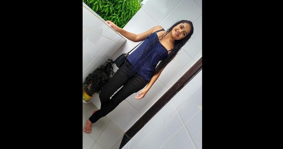 Luana Ramalho, 18 anos, de Minas Novas (MG)